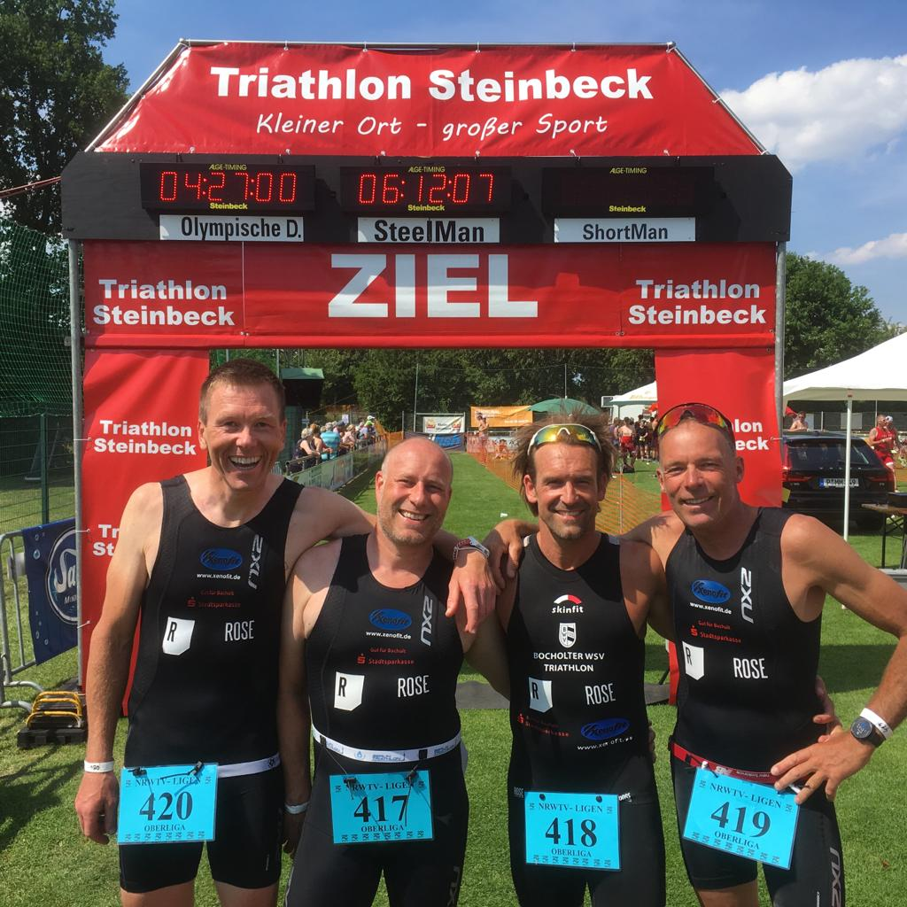 2. Mannschaft in Steinfurt